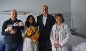 El Hospital de Torrejón celebra sus 16.000 partos asistidos desde 2011