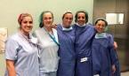 El Hospital de Torrejón realiza un trasplante de córnea e iris artificial