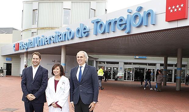 El Hospital de Torrejón trae el mamógrafo 3D a la sanidad pública madrileña