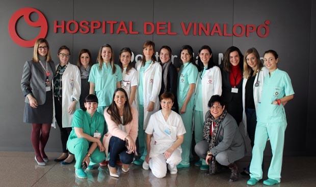 El Hospital de Vinalopó, reconocido por sus políticas de Igualdad