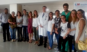 El Hospital del Henares da la bienvenida a sus nuevos residentes