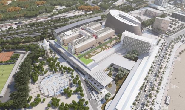 El Hospital del Mar avanza hacia su versión 5G y 100% sostenible