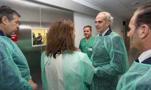 El Hospital del Tajo ha asistido 7.000 partos en sus 10 años de historia