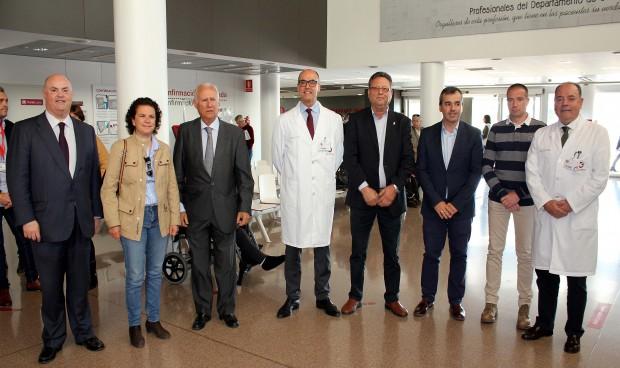 El Hospital del Vinalopó invierte 1,2 millones de euros en un nuevo TAC