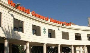 El Hospital General recibe una acreditación de excelencia de la Separ