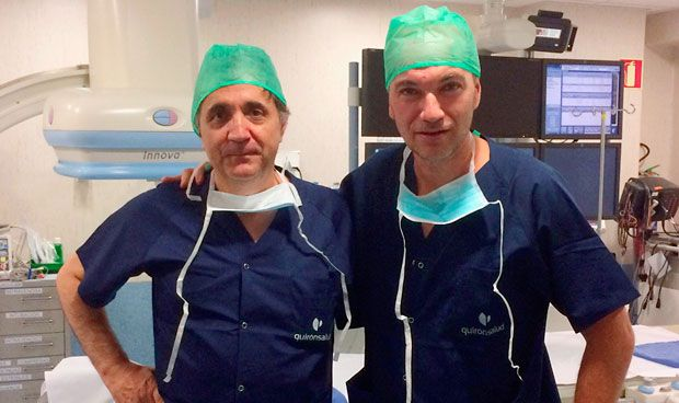 El Hospital La Luz crea la Unidad de Neurointervencionismo
