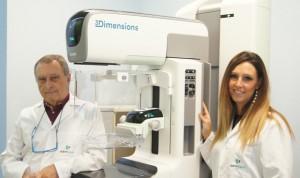 El Hospital La Luz incorpora un mamógrafo 3D de última generación