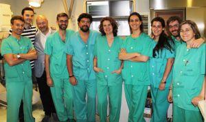 El Hospital La Luz, pionero en implantar un TAVI de última generación