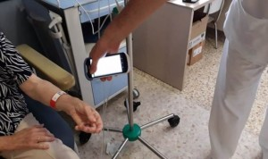 El Hospital Punta de Europa instala un software que vigila la quimioterapia