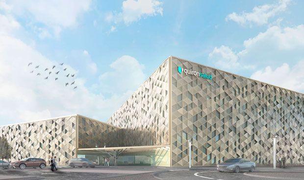 El Hospital Quirónsalud Córdoba estará operativo a mediados de 2018