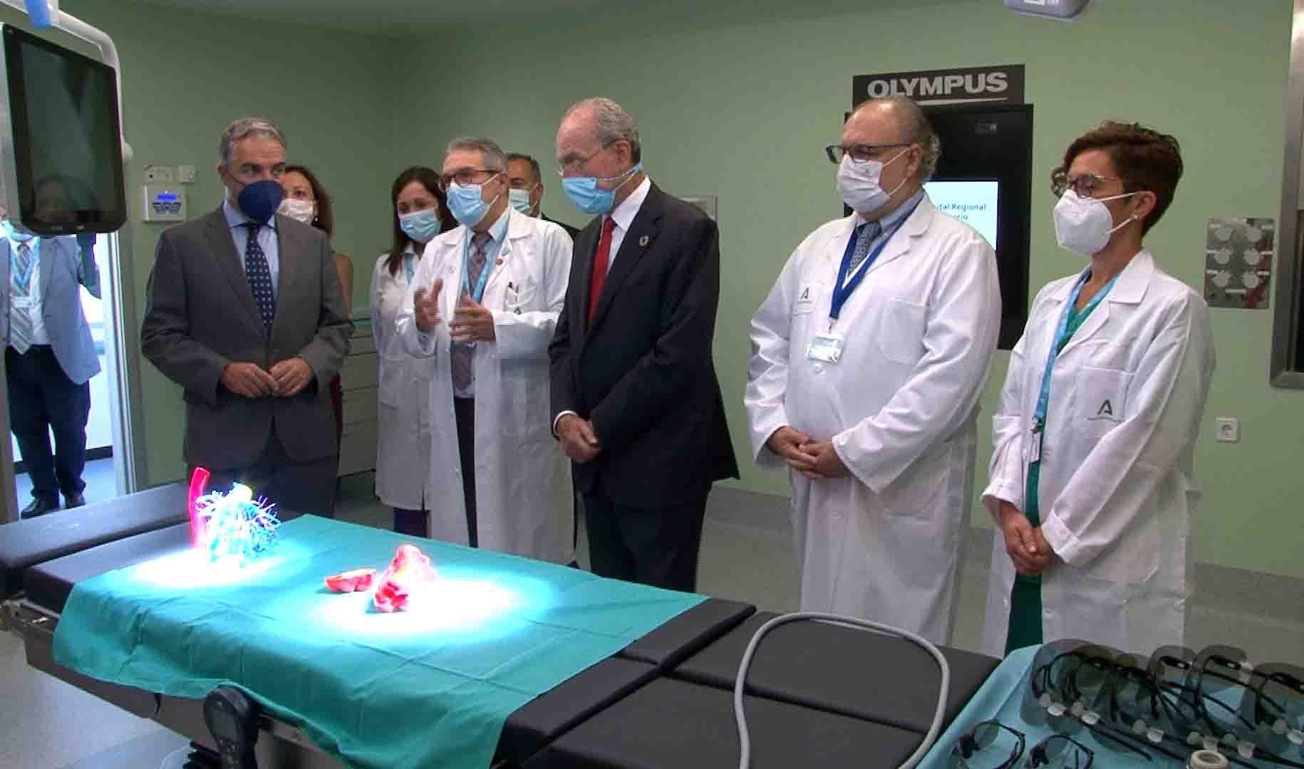 El Hospital Regional abre el