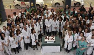 El Hospital Reina Sofía celebra su 42 cumpleaños con un emotivo vídeo