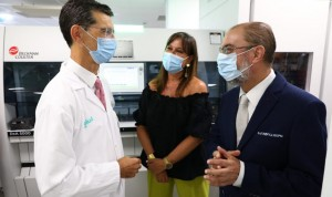 El Hospital San Jorge contará con el primer acelerador lineal de Huesca