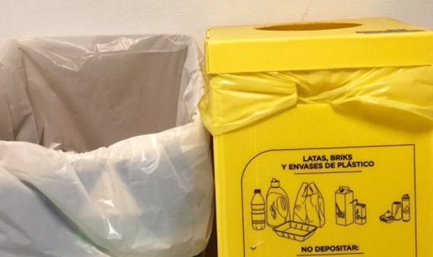 El Hospital San Jorge pone en marcha un nuevo plan de reciclaje