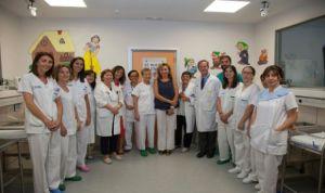El Hospital San Pedro desarrolla un programa pionero en atención temprana