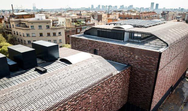 """El Hospital Sant Pau estrena su edificio de investigación (con """"sorpresa"""")"""