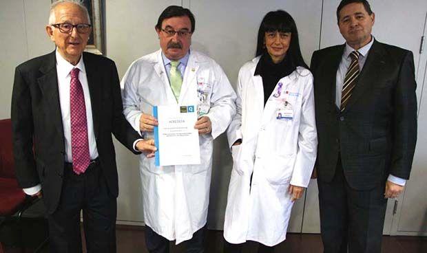El Hospital Severo Ochoa recibe la Acreditación Excelente de Ad Qualitatem