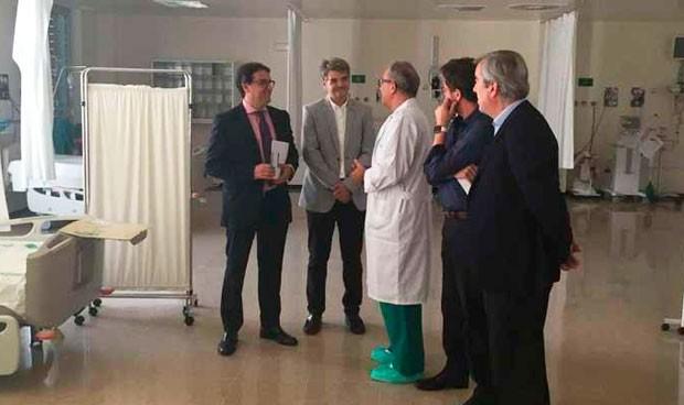 El Hospital Siberia Serena en Talarrubias recupera su actividad asistencial
