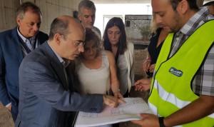 El Hospital Sur de Tenerife estará completo a principios de 2018