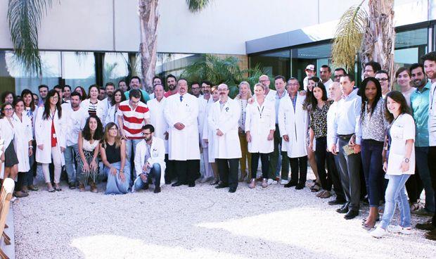 El Hospital Universitario de Torrevieja incorpora a sus nuevos MIR y EIR