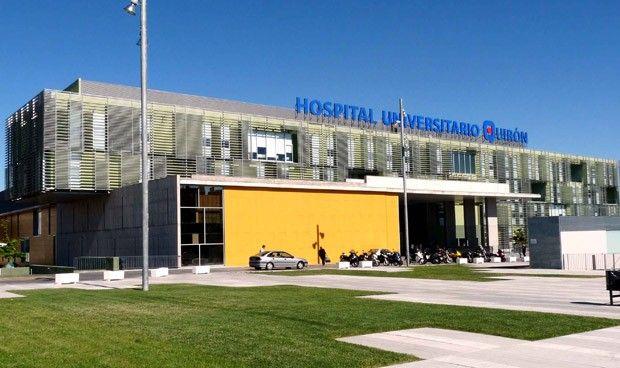 El Hospital Universitario Quirónsalud, centro oficial del Mutua Madrid Open