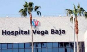 El Hospital Vega Baja rediseña su remodelación tras los efectos de la DANA