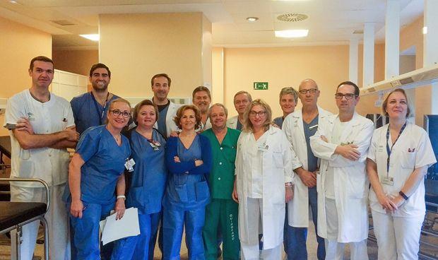 El Hospital Virgen del Rocío forma a profesionales en endoscopias