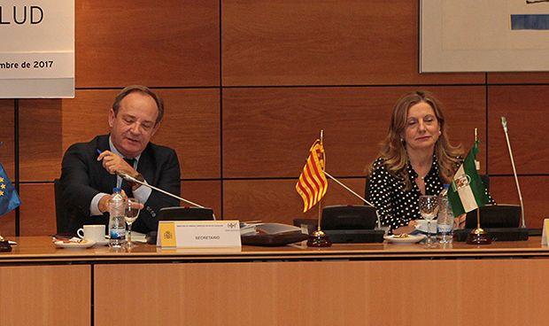 El hueco vacío (literalmente) de Cataluña en el Interterritorial