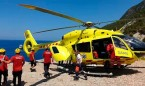 El IbSalut reclama 3 millones a Eliance por el transporte sanitario aéreo