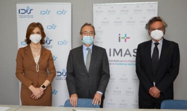 """El IDIS recalca """"el valor de la calidad y la cooperación"""" para la sanidad"""