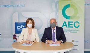 El IDIS suma a AEC a su manifiesto 'Por una mejor sanidad'
