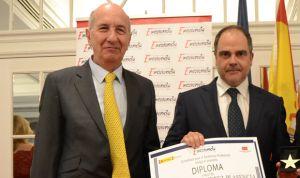 El IEP concede la Estrella de Oro a Roberto Úrbez, de BMS