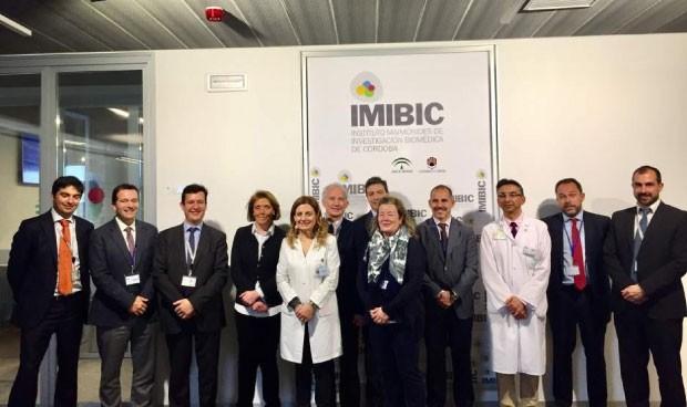 El Imibic y Roche estrechan lazos y potencian su colaboración investigadora