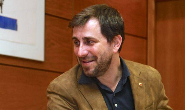 El independentismo cuenta con el voto delegado de Comín para la investidura
