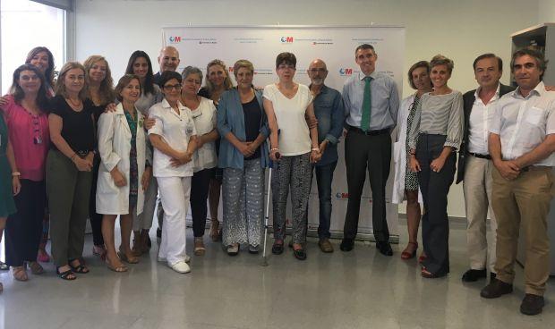 El Infanta Elena constituye el Consejo Asesor de Pacientes y Ciudadanos