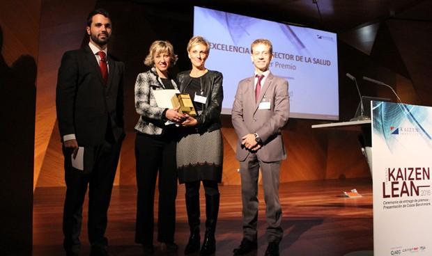 El Infanta Elena gana el premio Kaizen Lean por su reducción de la espera