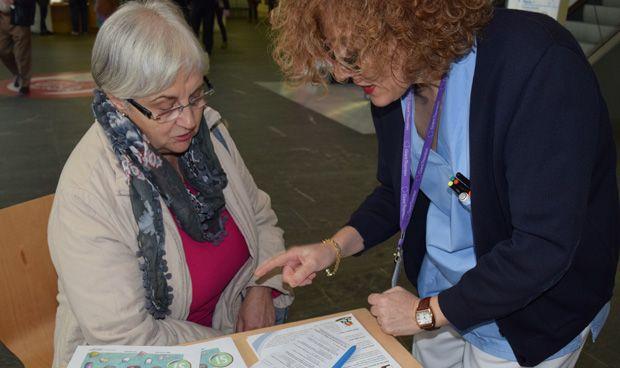 El Infanta Sofía informa a los usuarios sobre prevención de la diabetes
