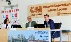 El Infanta Leonor recibe 10 nuevas acreditaciones de calidad asistencial