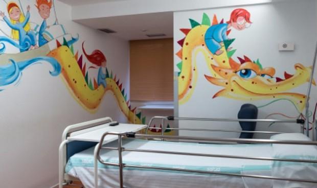 El Infantil estrena una exposición que homenajea la labor del sanitario