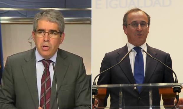 El intento frustrado de Homs de atacar a Rajoy denunciando a Alonso