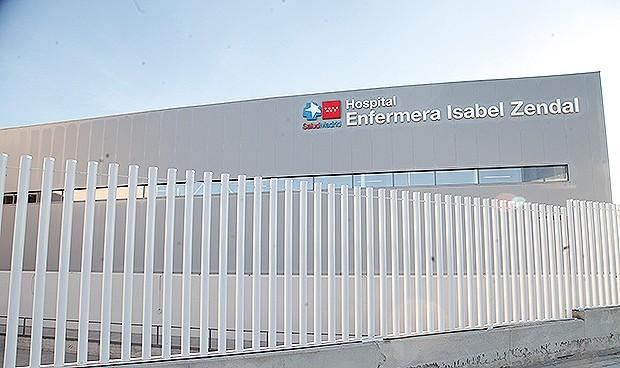 El Isabel Zendal, pieza 'clave' para la reforma del Hospital La Paz
