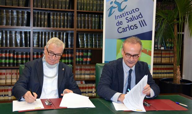 El ISCIII pacta divulgar la ELA y fomentar su investigaci�n