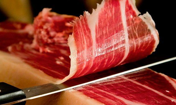 El jamón de bellota reduce el colesterol malo y aumenta el bueno