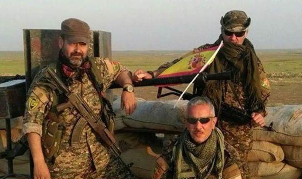 El Kurdistán libera al médico español que luchaba contra el ISIS