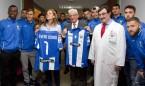 El Leganés se suma al XII Maratón de Donación de Sangre del Severo Ochoa