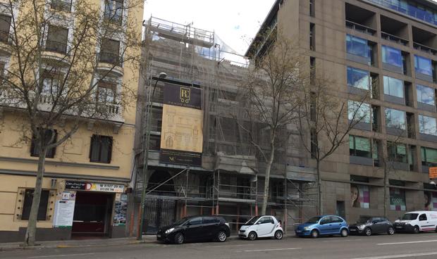 El lujo inmobiliario arrasa con la casa de Santiago Ramón y Cajal