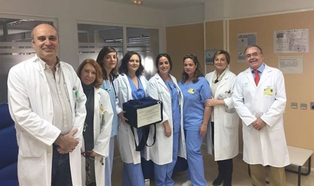 El Macarena recibe las primeras donaciones de leche materna pasteurizada