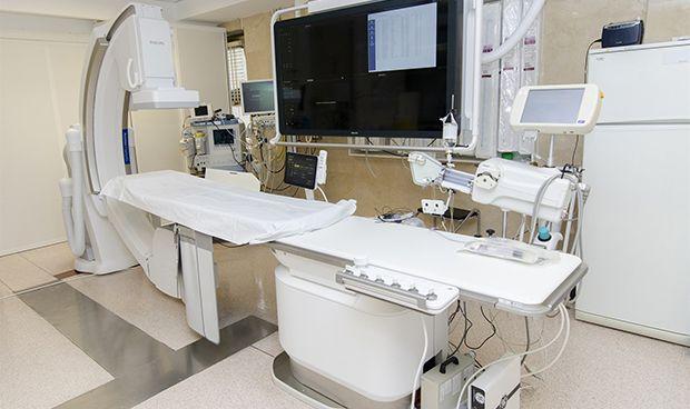 """El Marañón adquiere un equipo de Cardiología con un diseño """"de vanguardia"""""""