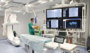 El Marañón adquiere un equipo pionero de Radiología con tecnología híbrida