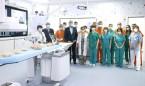 El Marañón estrena sala de hemodinámica para tratar cardiopatías infantiles